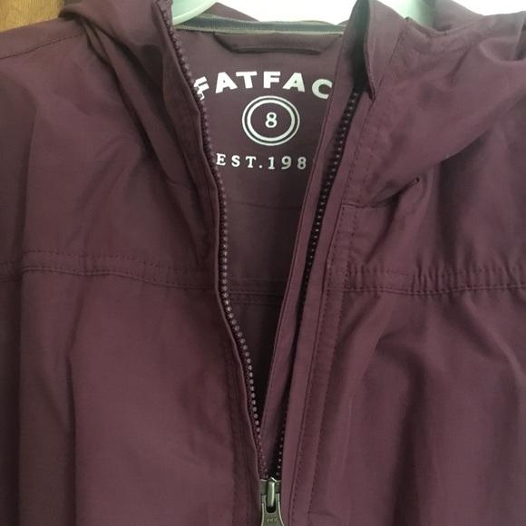 a9f1666f Fat Face Jackets & Coats | Fatface Rain Jacket | Poshmark